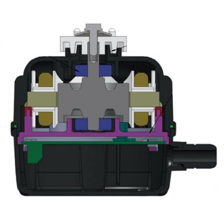 Электродвигатель ECM 7112 Weiguang